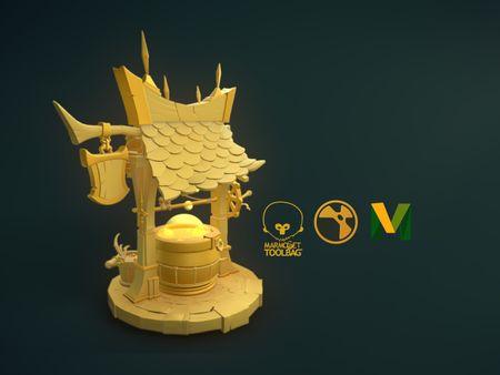 3D Modeling - Well