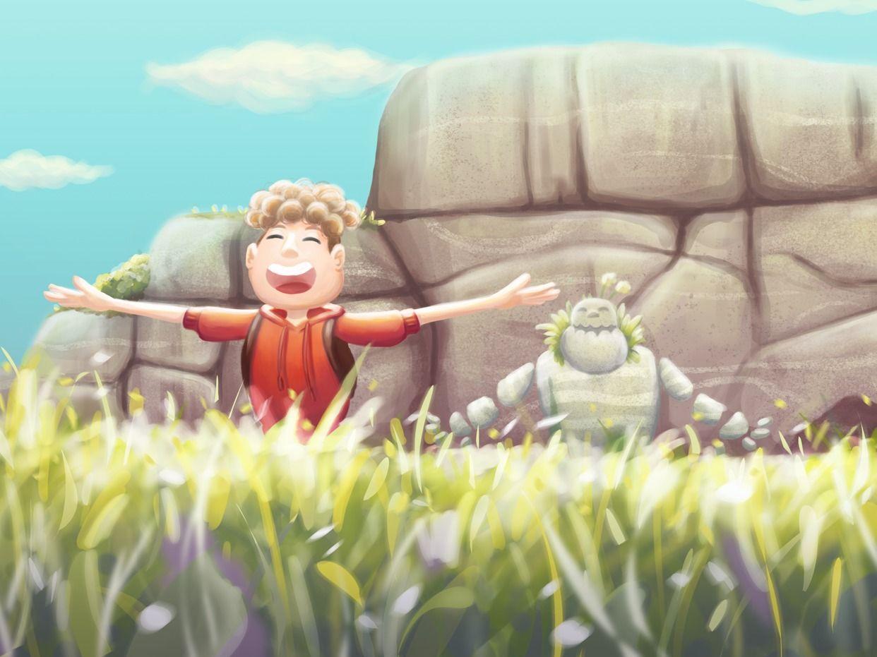 Lucas & Pebble
