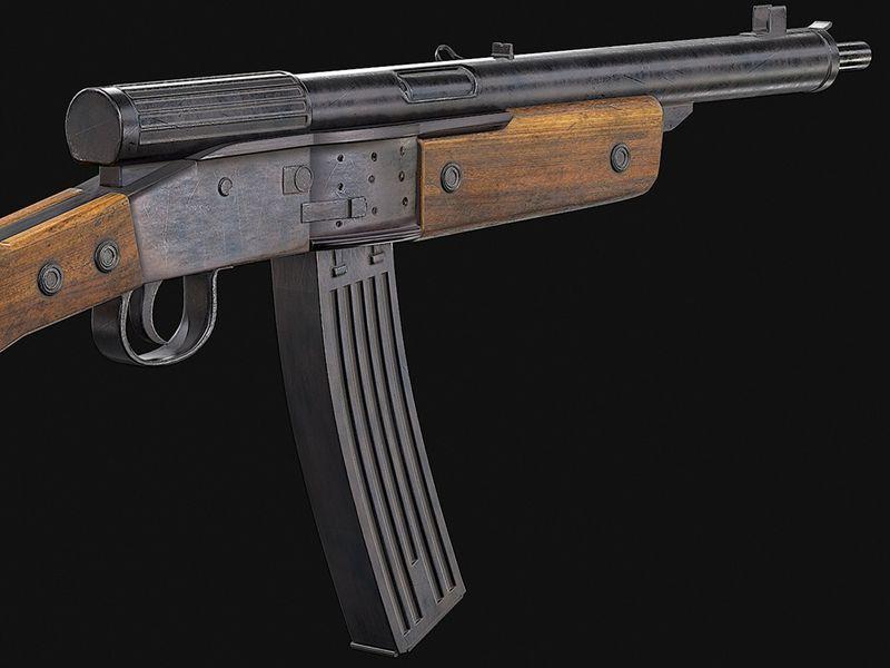 Volkssturmgewehr VG 1-5