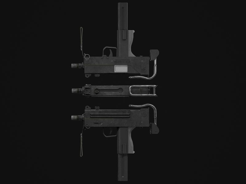 Ingram MAC10 SMG