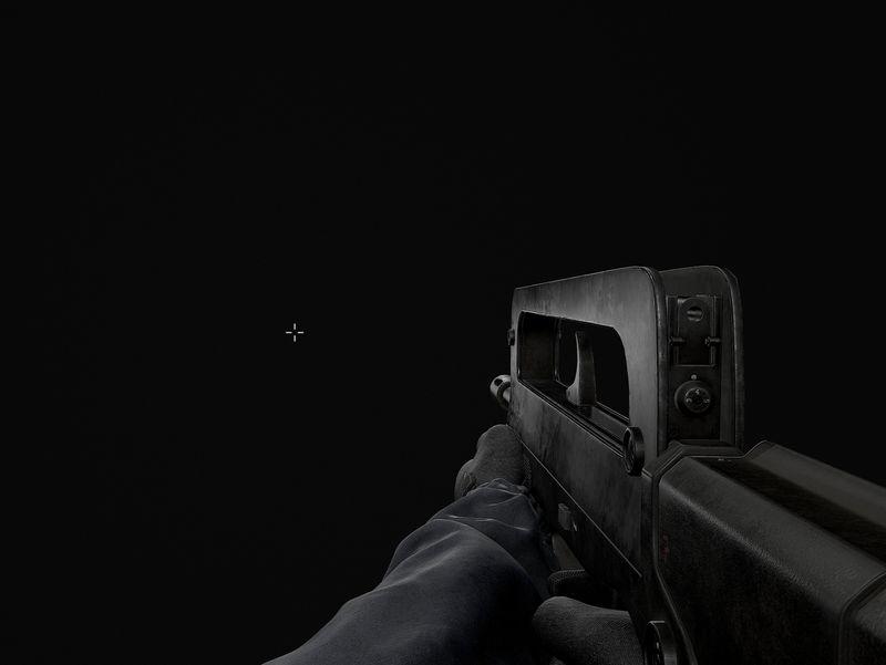 Timesplitters: Rewind - Assault Rifle (TS1) remake