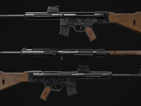 FPS weapons for Modern Shooters