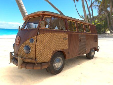 Gilligan's Combi Van