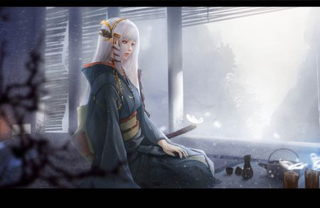 Ancient Guardian : Waiting with Grace