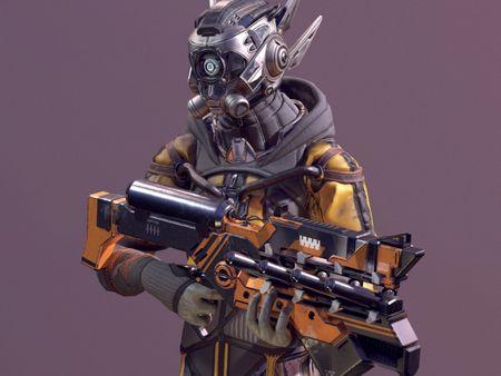 Rewind Cyborg