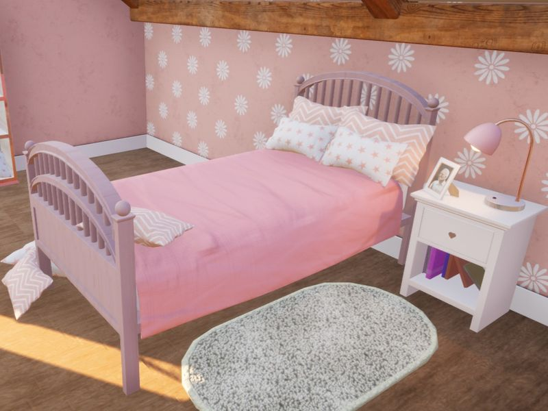 Fairytale Fix-Up | Daisy's Room Level