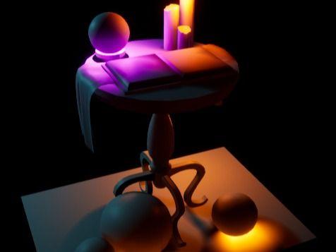 3D Environment Journey | Diorama #1
