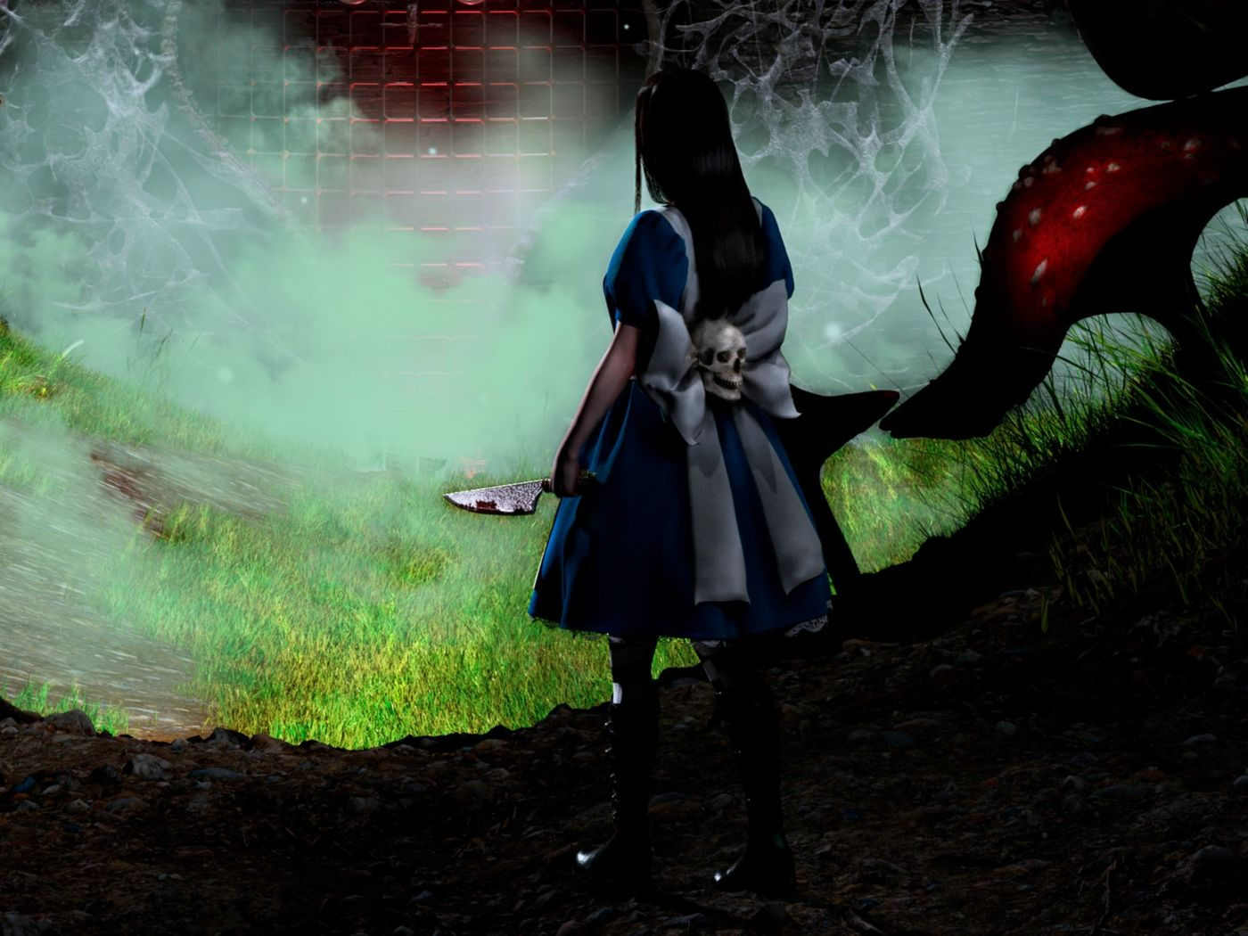 Alice Madness Returns - FanArt