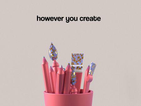 Keep On Creating