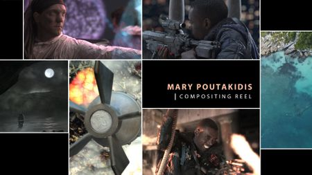 Mary Poutakidis | Compositing Reel