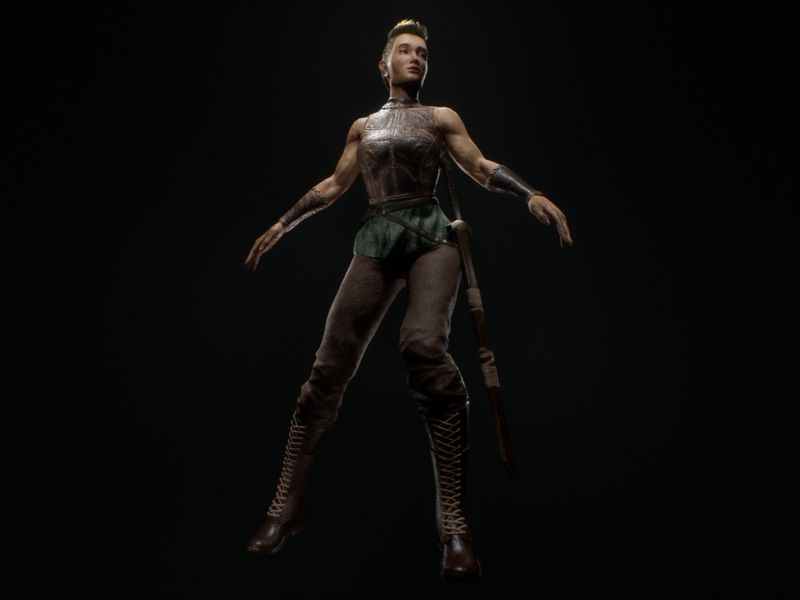 Birna The Viking Warrior