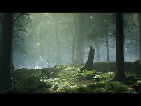 Jägaren | Unreal Engine 4 Cinematic