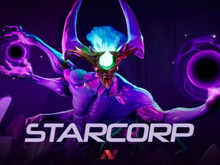Starcorp Character Art