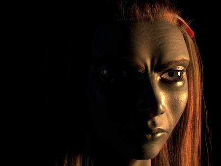 Amalina, warrior of the king