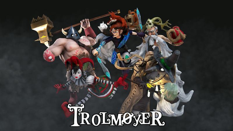 The Trolmoyer Champions!