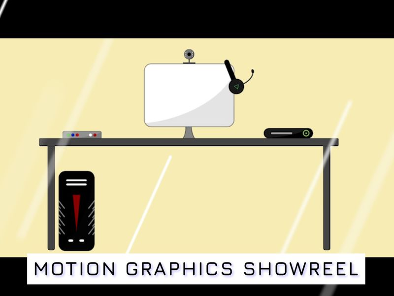 Motion Graphics Showreel 2020