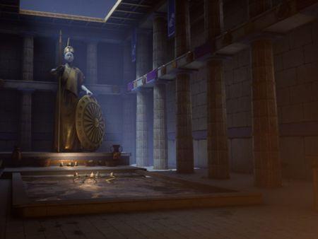 Parthenon - UE4