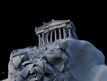 Temple RBD Destruction