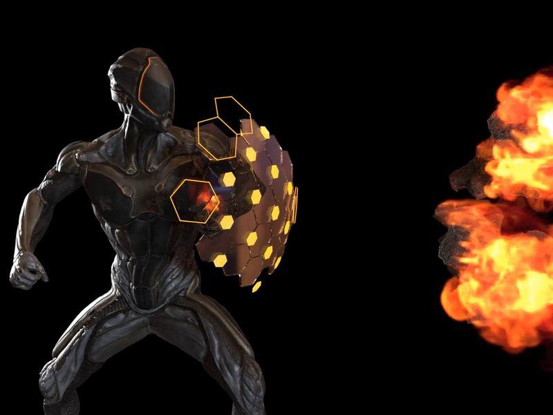 Hexo Shield