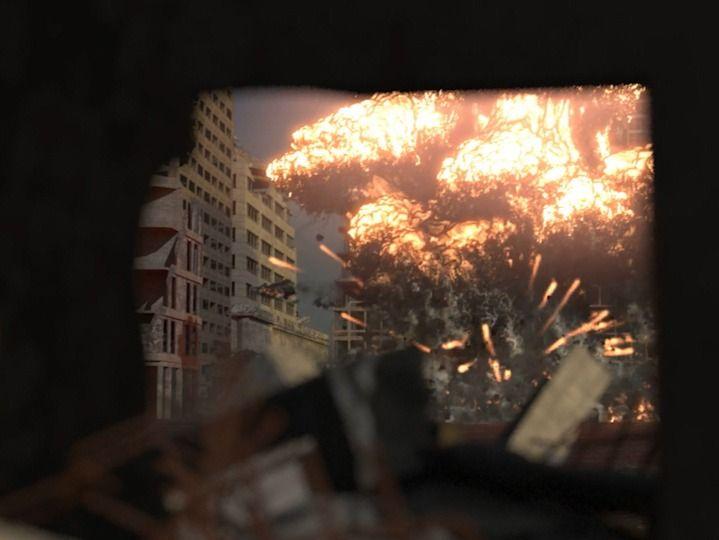 Pyro Explosion V.2