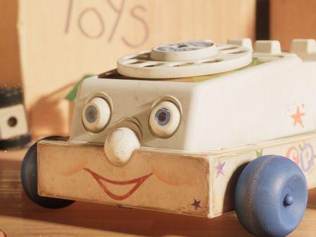 phone toy