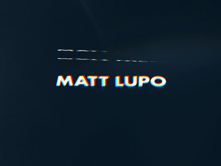 Matt Lupo Portfolio