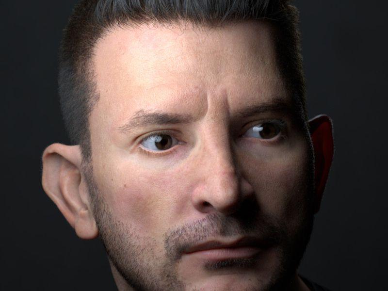 Peter Zoppi Likeness