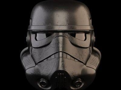 Helmet Stoormtrooper