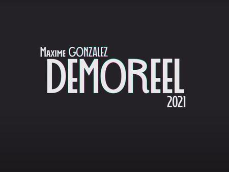Demoreel 2021 | CGI 3D | Props & environments