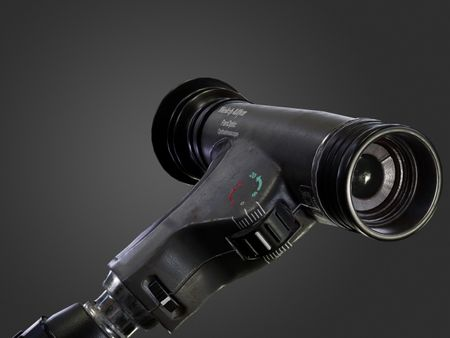Panoptic Opthalmoscope