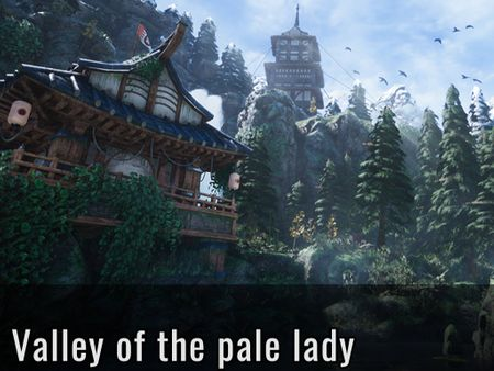 Valley of The Pale Lady