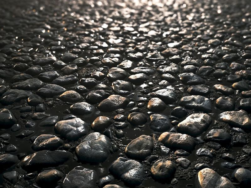 River Stones | Substance Designer