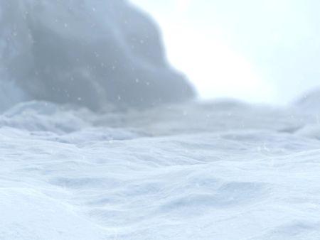 Soft Snow | Substance Designer