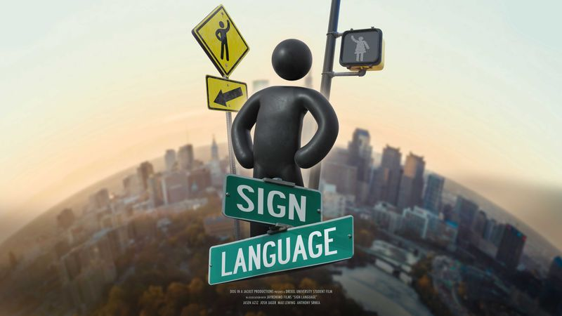 Sign Language - Animated Short