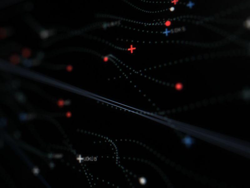 Fictional UI (Motion Graphics)