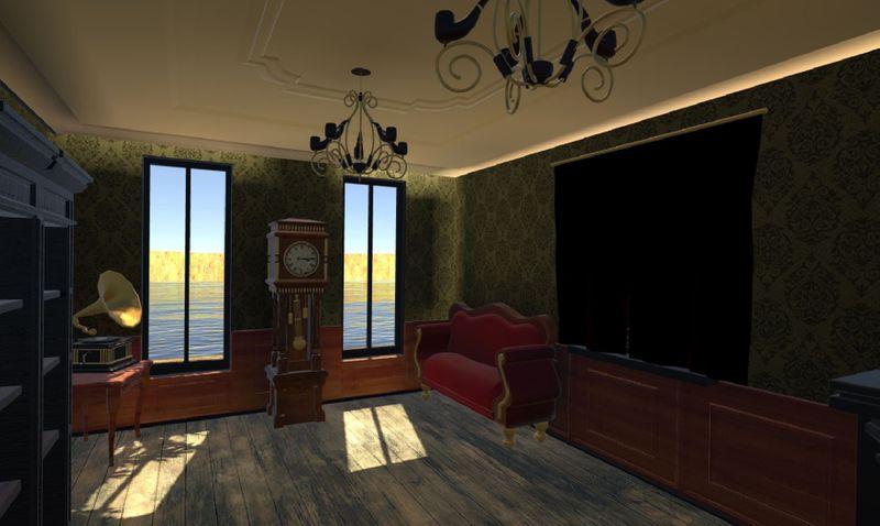 Magritte VR (HTC Vive)