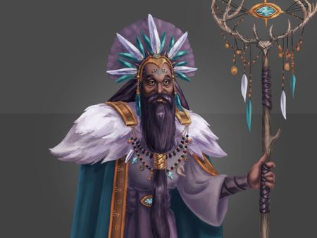 High Sramana Viggu - Path of the Sramana