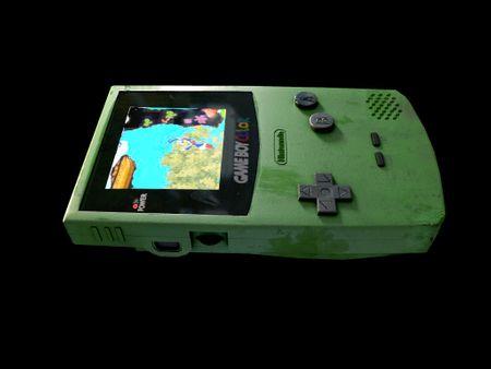 Gameboy Color Asset