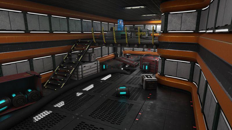 Sci Fi Station