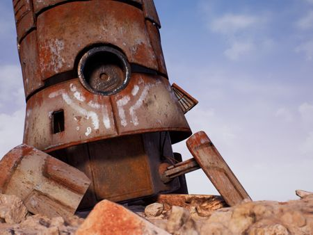 Abandoned Walker