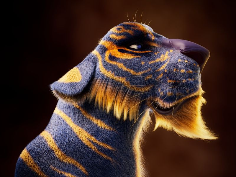 Reverse Tiger