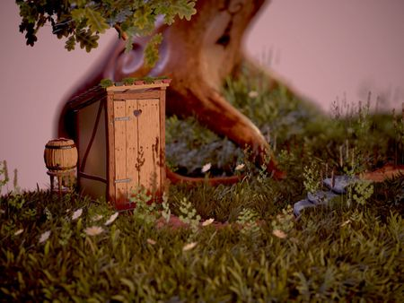 Props and Environments: from Industrial Design to Games