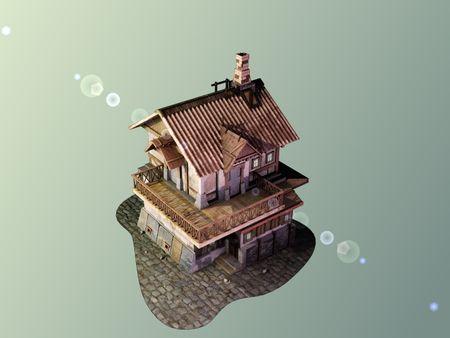House (民房)
