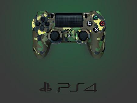 DualShock 4 Controller (DS4)