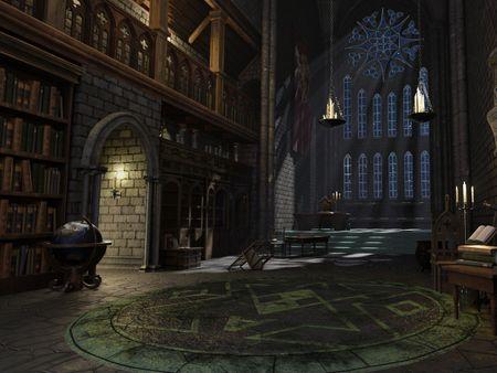Medieval Hall