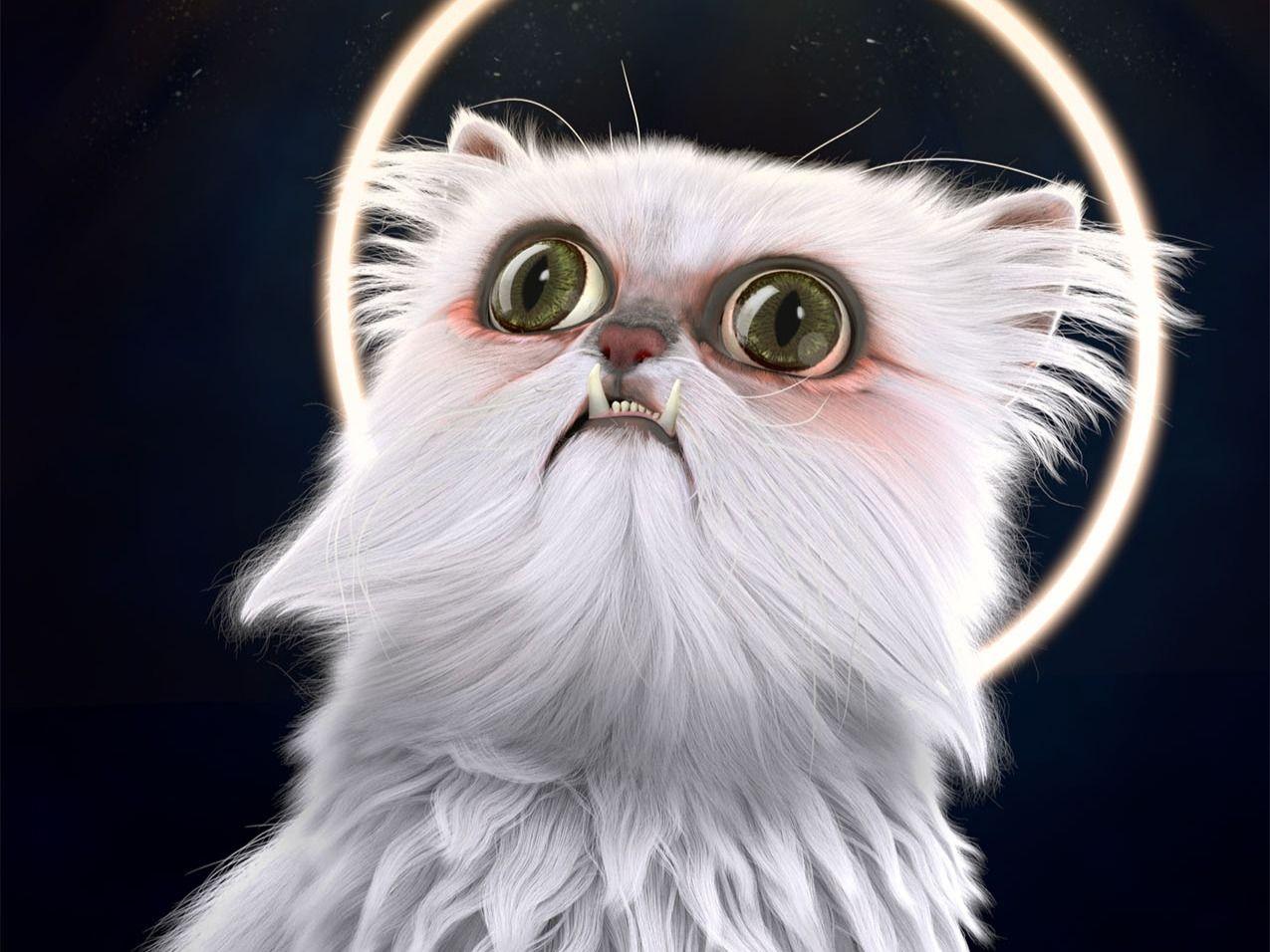 Wilfred Warrior Cat (Fan-Art)