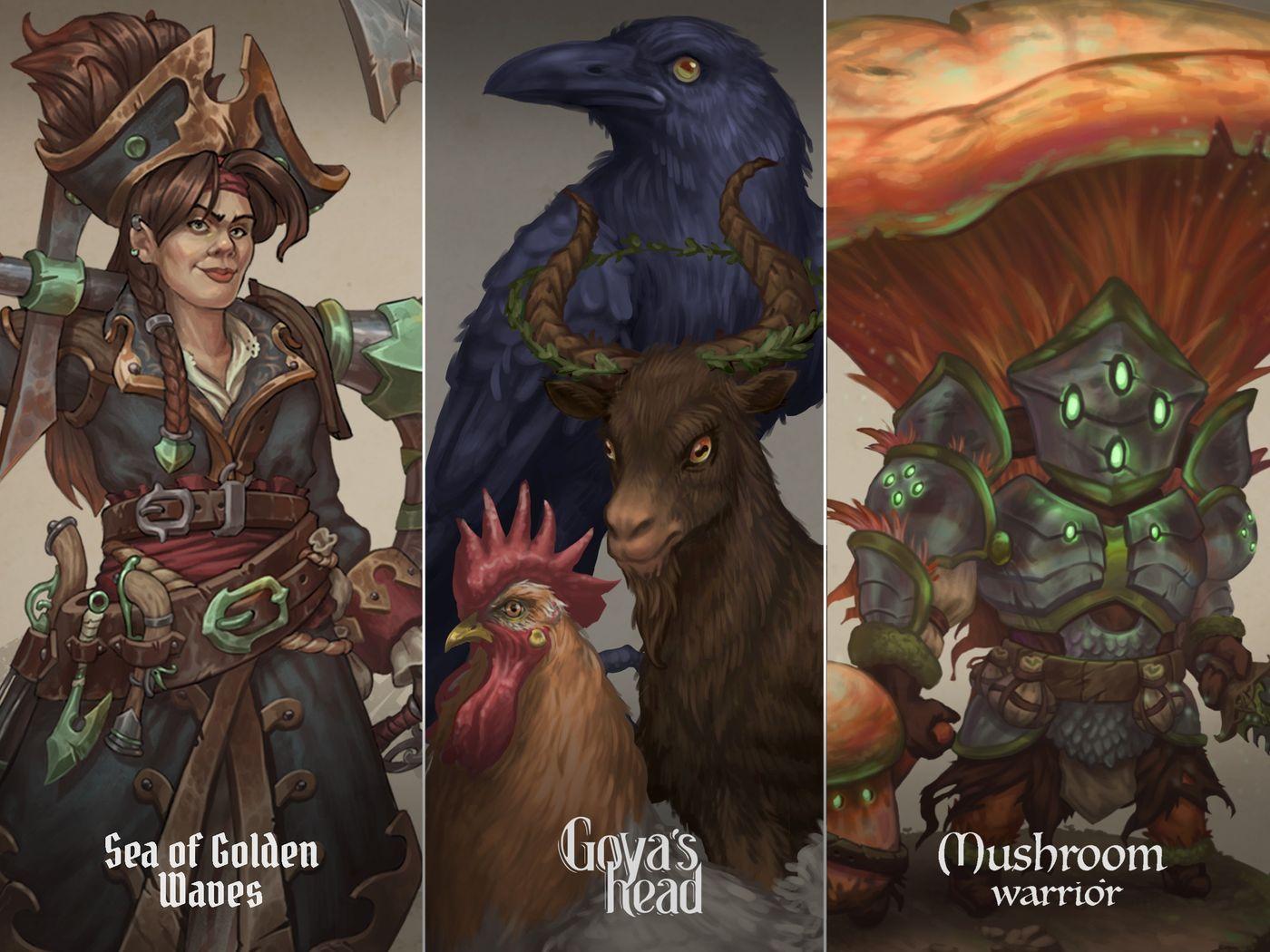 Adventure, Fantasy and Concept Art