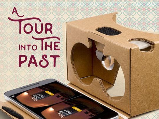 A Tour Into The Past