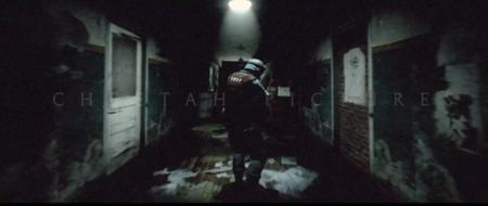 """Shortfilm 3D animation """"Cursed House"""""""