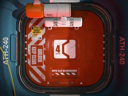 Emergency Pod Hatch